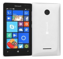 Microsoft Lumia 435 DualSIM en Blanco