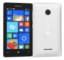 Microsoft Lumia 435 en Blanco