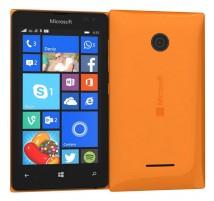 Microsoft Lumia 435 en Naranja