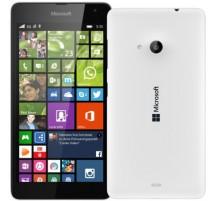 Microsoft Lumia 535 dual SIM en Blanco