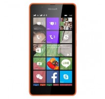 Microsoft Lumia 540 dual SIM en Naranja
