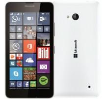 Microsoft Lumia 640 3G Dual en Blanco