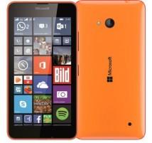 Microsoft Lumia 640 3G Dual en Naranja