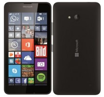 Microsoft Lumia 640 LTE Noir