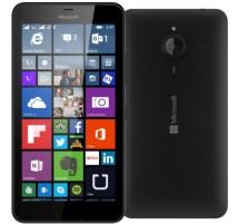 Microsoft Lumia 640 XL Dual en Negro