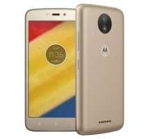Motorola Moto C Plus Double SIM Or avec 16Go et 2Go RAM (XT1723)