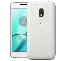 Motorola Moto G4 Play en Blanco