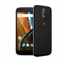 Motorola Moto G4 en Negro (XT1622)