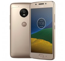 Motorola Moto G5 Dual SIM Dourado de 2GB RAM (XT1676)