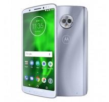 Motorola Moto G6 Plus Dual SIM in Silber mit 64GB und 4GB RAM (XT1926-3)
