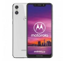 Motorola One Dual SIM in Weiß mit 64GB und 4GB RAM (XT1941-4)