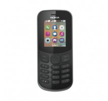 Nokia 130 (2017) Double SIM Noir