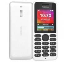 Nokia 130 dual SIM en Blanco