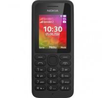 Nokia 130 Dual SIM en Negro
