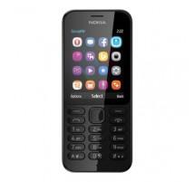 Nokia 222 dual SIM en Negro