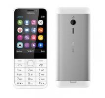 Nokia 230 Dual SIM en Plata