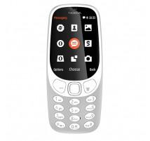 Nokia 3310 (2017) Dual SIM Cinza