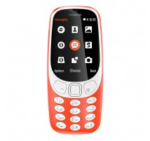 Nokia 3310 (2017) Dual SIM Red