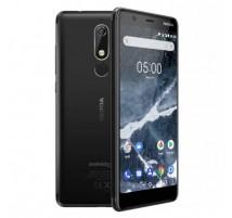 Nokia 5.1 Dual SIM Black 16GB and 2GB RAM