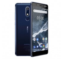Nokia 5.1 Dual SIM in Blau mit 16GB und 2GB RAM