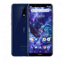 Nokia 5.1 Plus Dual SIM in Blu da 32GB e 3GB RAM