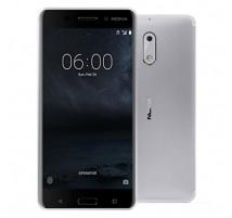 Nokia 6 Dual SIM en Plata