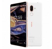 Nokia 7 Plus Dual SIM White 64GB and 4GB RAM