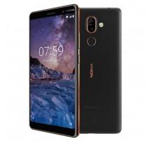 Nokia 7 Plus Dual SIM Preto de 64GB e 4GB RAM