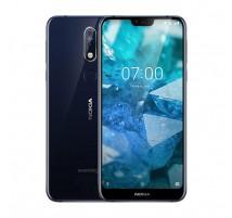 Nokia 7.1 Dual SIM in Blau mit 64GB und 4GB RAM