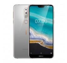 Nokia 7.1 Dual SIM en Gris de 64GB y 4GB RAM