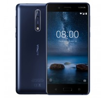 Nokia 8 Dual SIM en Azul