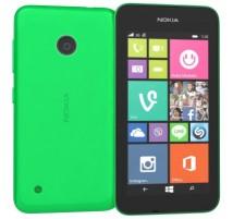 Nokia Lumia 530 en Verde