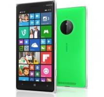 Nokia Lumia 830 en Verde