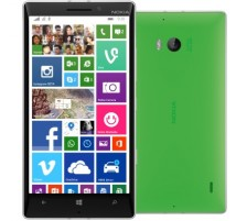 Nokia Lumia 930 en Verde