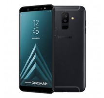 Samsung Galaxy A6 Plus (2018) Dual SIM Black 32GB and 3GB RAM