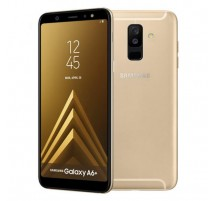 Samsung Galaxy A6 Plus (2018) Dual SIM Gold 32GB and 3GB RAM