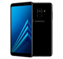 Samsung Galaxy A8 (2018) Dual SIM in Nero di 32GB (SM-A530)
