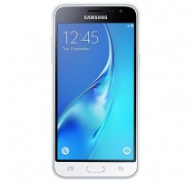 Samsung Galaxy J3 (2016) en Blanco
