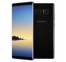 Samsung Galaxy Note 8 Dual SIM en Negro (SM-N950F/DS)