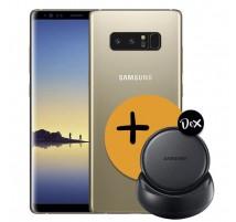 Samsung Galaxy Note 8 en Oro con Samsung DeX (N950F)