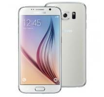 Samsung Galaxy S6 Blanc avec 128Go (G920F)
