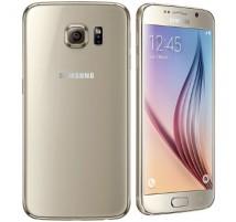 Samsung Galaxy S6 en Oro de 32GB (G920F)