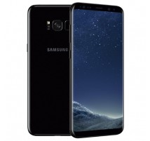 Samsung Galaxy S8 Plus Dual SIM in Nero (SM-G955F/DS)