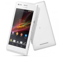Sony Xperia M Dual SIM C2005 en Blanco