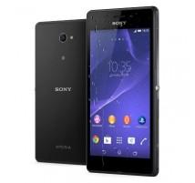 Sony Xperia M2 Aqua en Negro