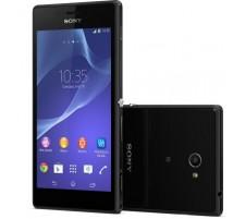 Sony Xperia M2 en Negro