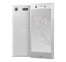 Sony Xperia XZ1 Compact in Silber (G8441)