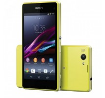 Sony Xperia Z1 Compact Yellow