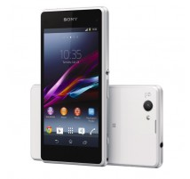 Sony Xperia Z1 Compact in Bianco