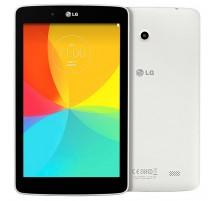 "LG G Pad v490 4G de 8"" en Blanco"